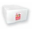 Styrofoam containers-48L