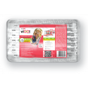 Aluminum tray to grill size L-4 Pack